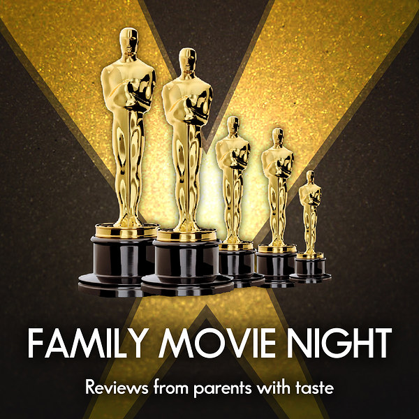 Family Movie Night Logo